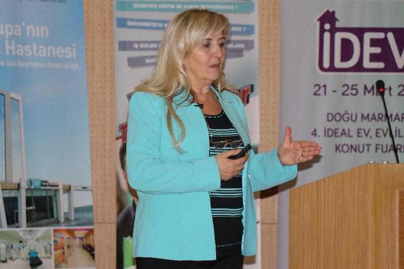 """Prof.Dr. Nesrin Dilbaz: """"Şimdinin çocukları tombalayla mutlu olmuyor"""" 3"""