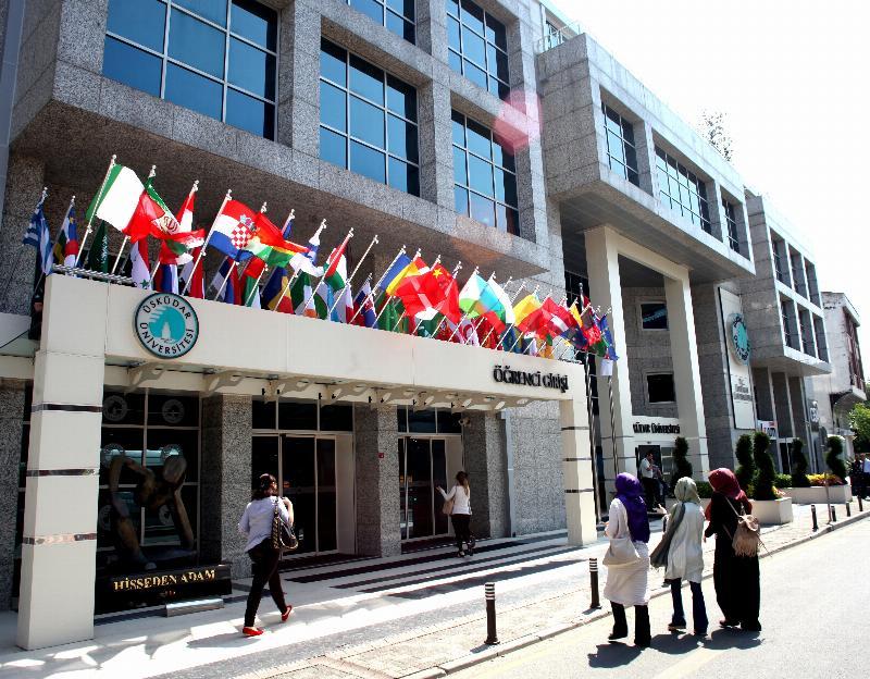 Üsküdar Üniversitesi Türkiye'nin 500 Hizmet İhracatçısından biri