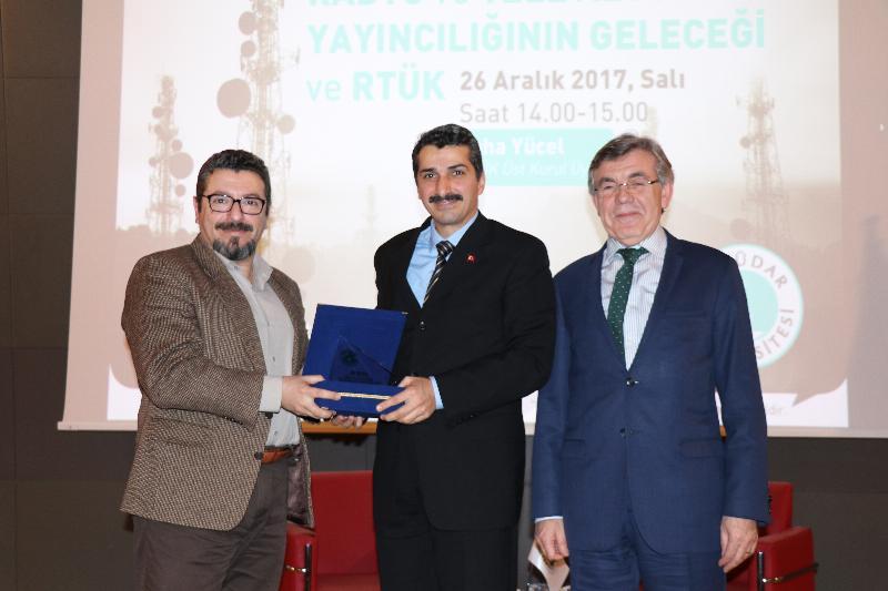 Radyo-Televizyon Yayıncılığının Geleceği ve RTÜK Üsküdar'da konuşuldu 3