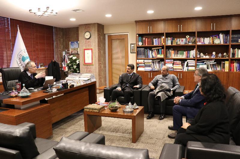 Radyo-Televizyon Yayıncılığının Geleceği ve RTÜK Üsküdar'da konuşuldu 2