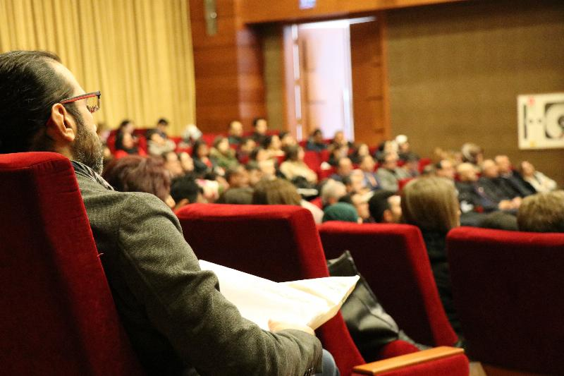 """Rektör Prof. Dr. Nevzat Tarhan'dan Eğitimcilere """"Değerler Eğitimi"""" Konferansı 3"""
