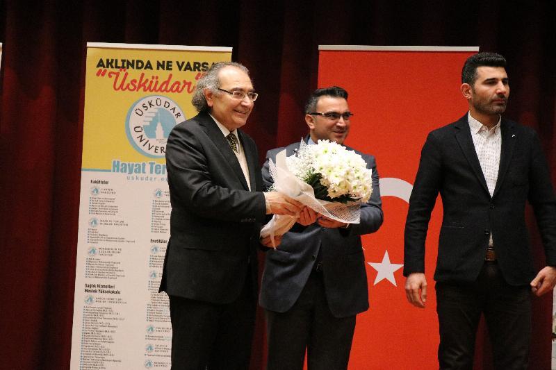 """Rektör Prof. Dr. Nevzat Tarhan'dan Eğitimcilere """"Değerler Eğitimi"""" Konferansı 4"""