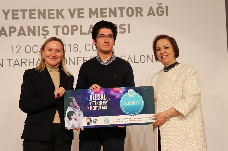 Genç yeteneklerin icatları ödüllendirildi 9