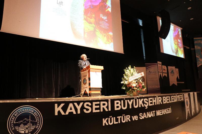 Evliliğin 5 düşmanı! Prof. Dr. Nevzat Tarhan Kayserililerle buluştu. 2