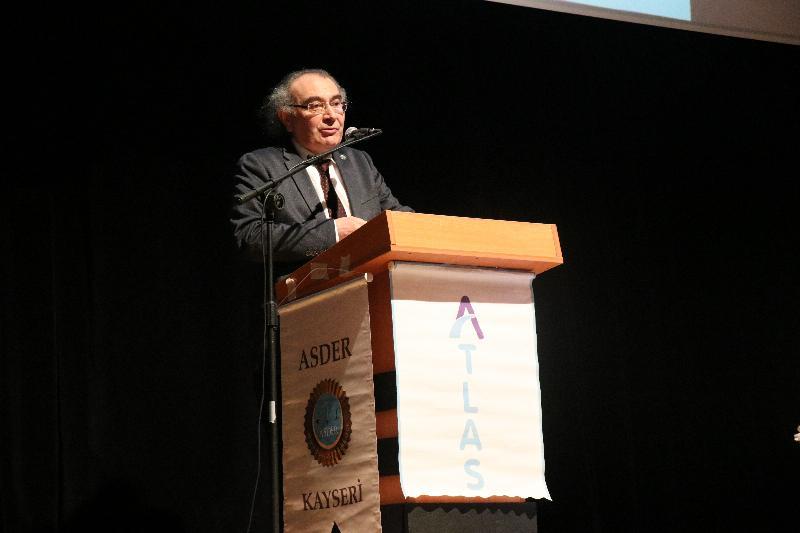 Evliliğin 5 düşmanı! Prof. Dr. Nevzat Tarhan Kayserililerle buluştu. 3