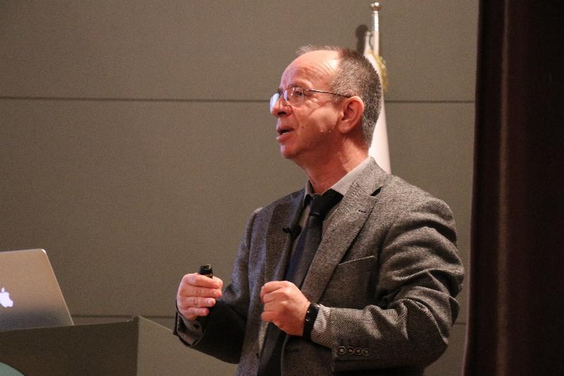 TÜBİTAK-AB COST projeleri bilgilendirme semineri yapıldı