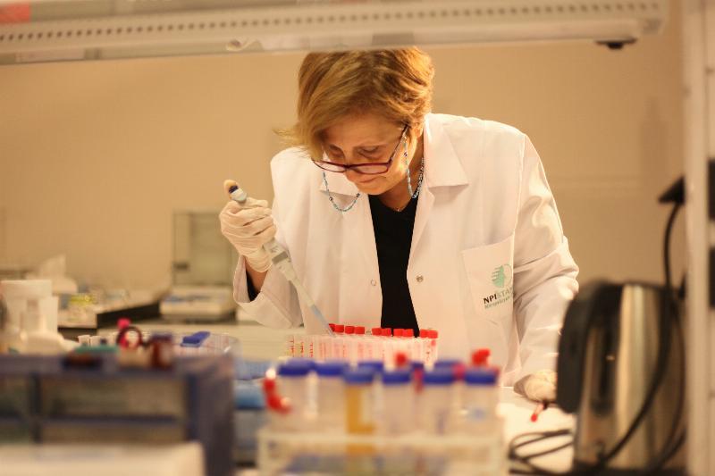 Tanımlı doğrulama laboratuvarı olmayı hedefliyoruz