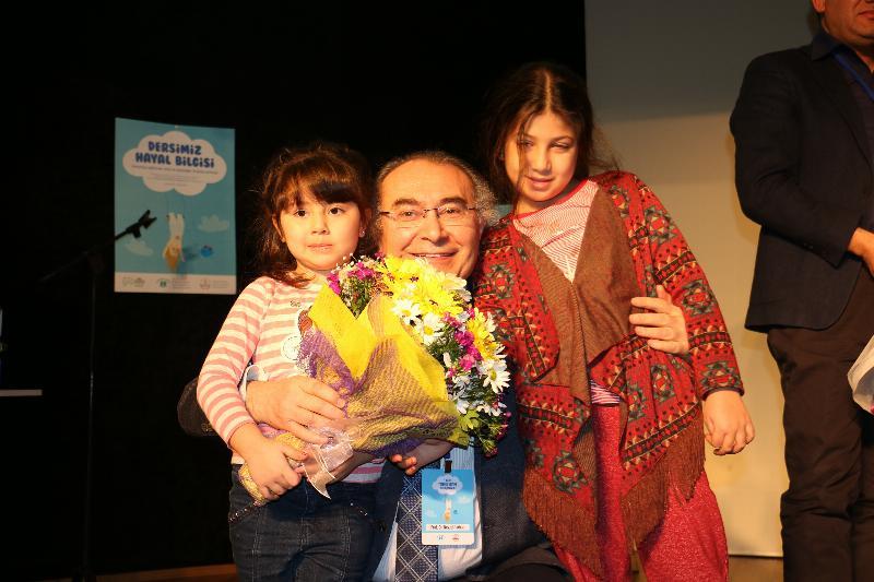 """Prof. Dr. Nevzat Tarhan """"Disiplinsiz hayal amaca hizmet etmez"""" 3"""