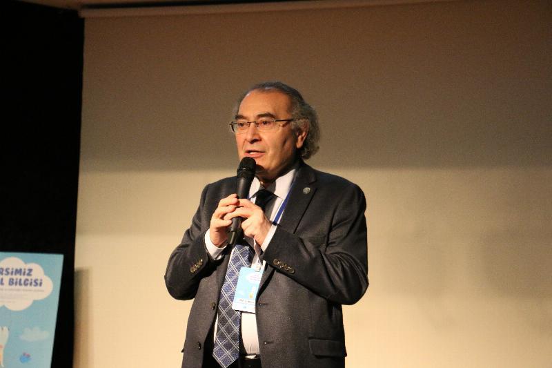"""Prof. Dr. Nevzat Tarhan """"Disiplinsiz hayal amaca hizmet etmez"""" 2"""
