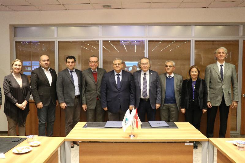Doğu Akdeniz ve Üsküdar Üniversitesi işbirliği protokolü imzaladı 2