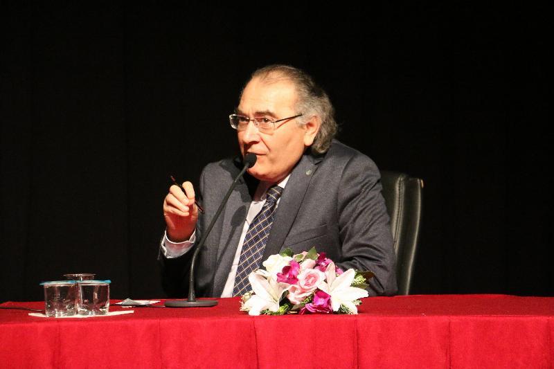 """Prof. Dr. Nevzat Tarhan """"Eğitimle birlikte egolar da büyüyor"""" 3"""