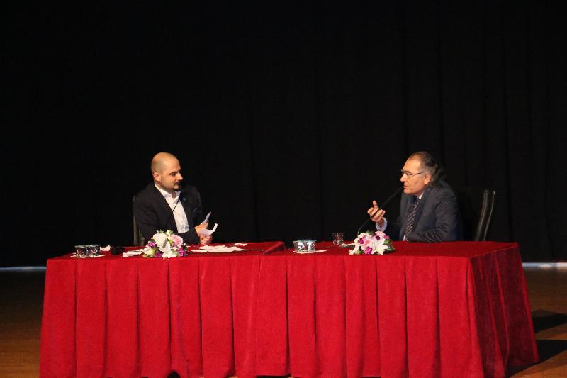 """Prof. Dr. Nevzat Tarhan """"Eğitimle birlikte egolar da büyüyor"""" 2"""