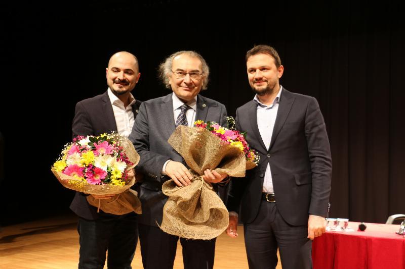"""Prof. Dr. Nevzat Tarhan """"Eğitimle birlikte egolar da büyüyor"""" 4"""