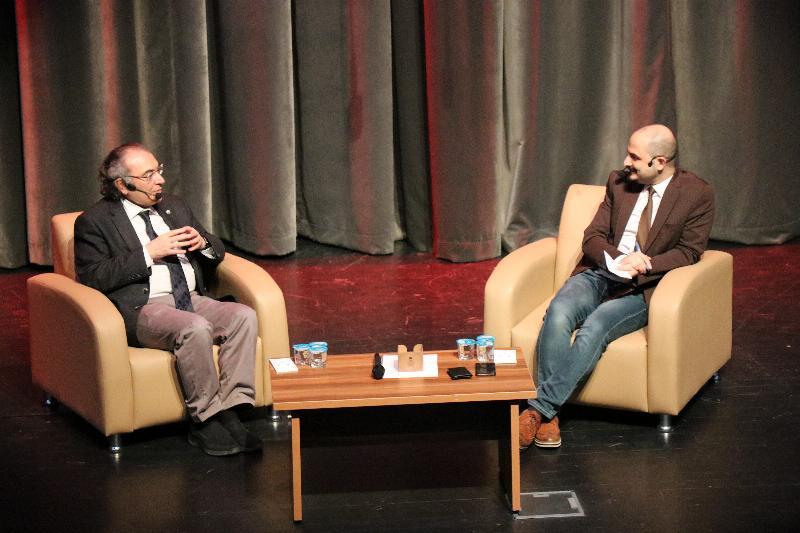 """Prof. Dr. Nevzat Tarhan: """"Evlilikte itaat çift taraflı olmalı."""""""