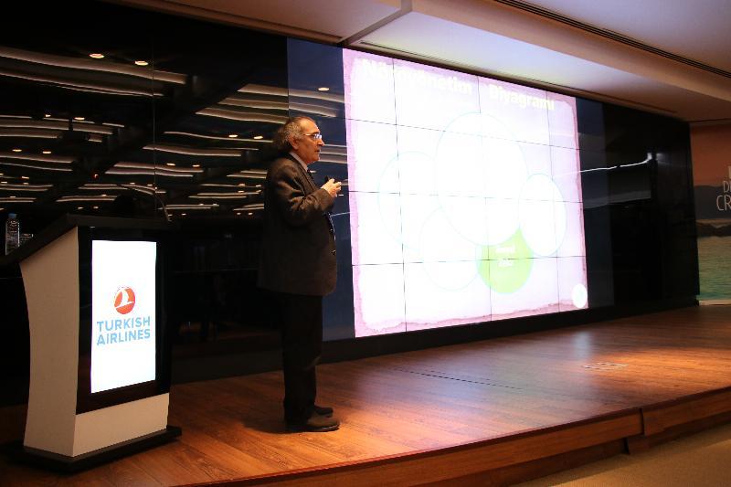 """Prof. Dr. Nevzat Tarhan, THY'de """"İnovasyon ve Liderliği"""" anlattı 3"""