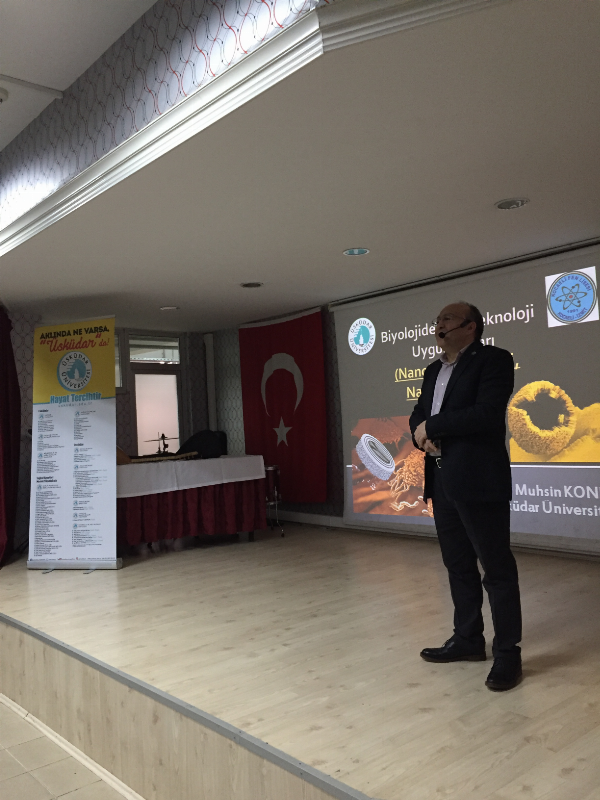 Prof. Dr. Muhsin Konuk Kocaeli'de Öğrencilerle Buluştu 2