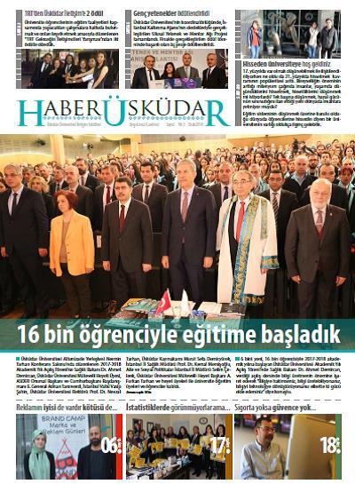 Haber Üsküdar'ın beşinci sayısı yayımlandı