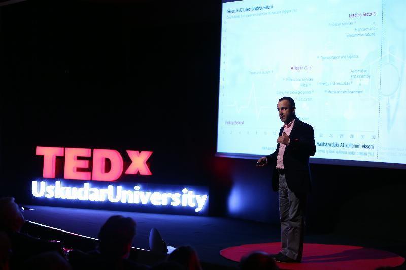 TEDx Üsküdar, fikirleri buluşturdu 11