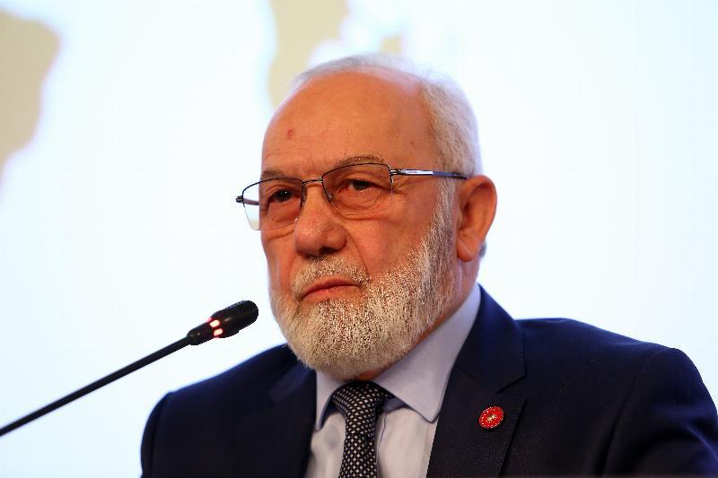 """Prof. Dr. Nevzat Tarhan: """"Müslüman devletler arasında iş birliği şart"""" 3"""