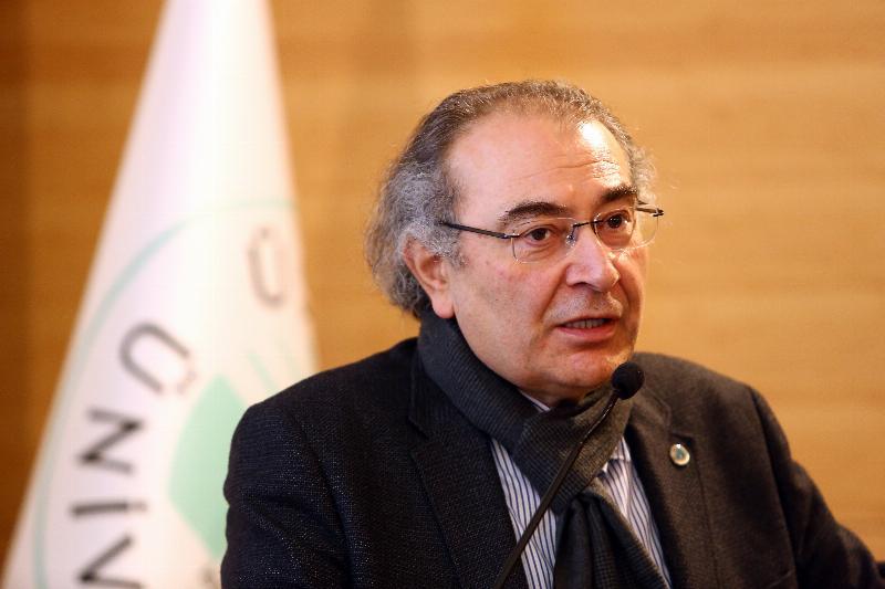 """Prof. Dr. Nevzat Tarhan: """"Müslüman devletler arasında iş birliği şart"""" 2"""