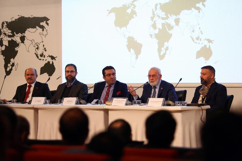 """Prof. Dr. Nevzat Tarhan: """"Müslüman devletler arasında iş birliği şart"""""""