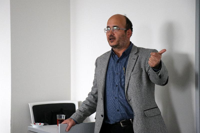 Mehmet Kara internet gazeteciliğini anlattı 2