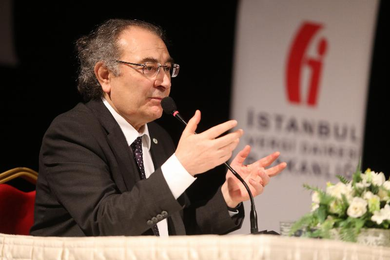 Prof. Dr. Nevzat Tarhan Vergi Dairesi çalışanlarıyla bir araya geldi 2