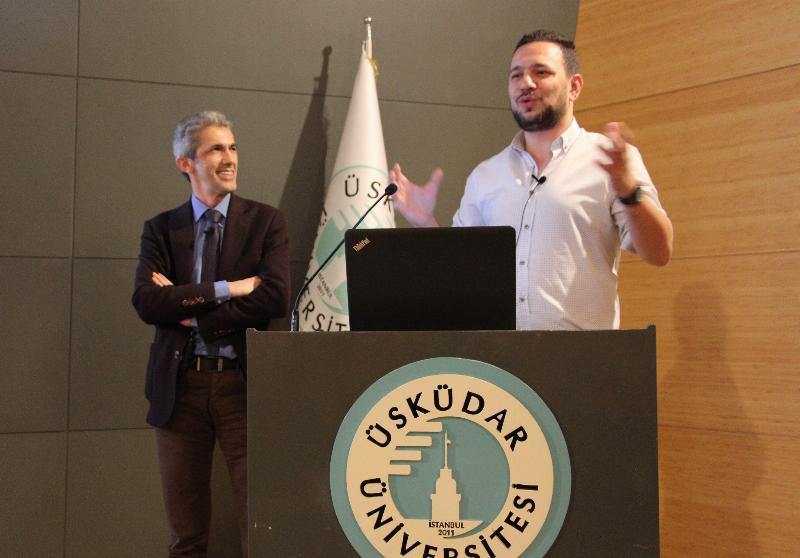 Bilim gazeteciliği Üsküdar Üniversitesinde irdelendi 2