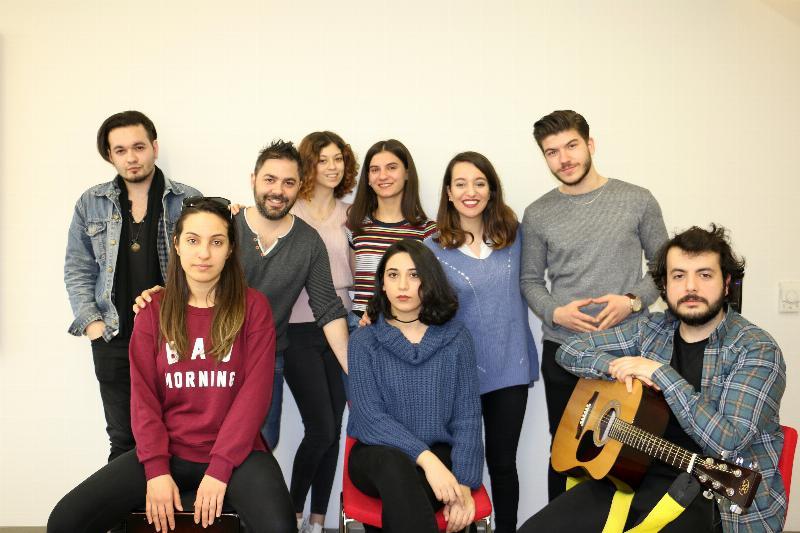 Üsküdar Üniversitesi öğrencilerinin 8 Mart etkinliği hazırlıkları devam ediyor 2