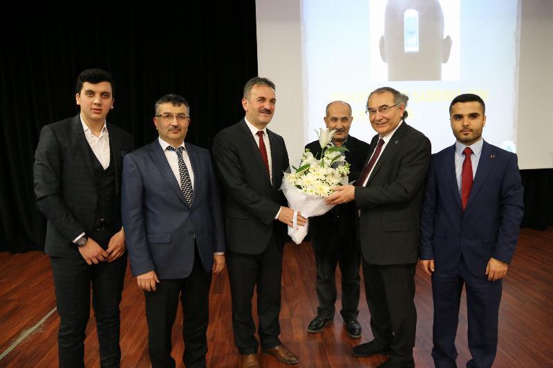 Prof. Dr. Nevzat Tarhan, Uludağ Üniversitesi öğrencileriyle iki konferansta buluştu 5