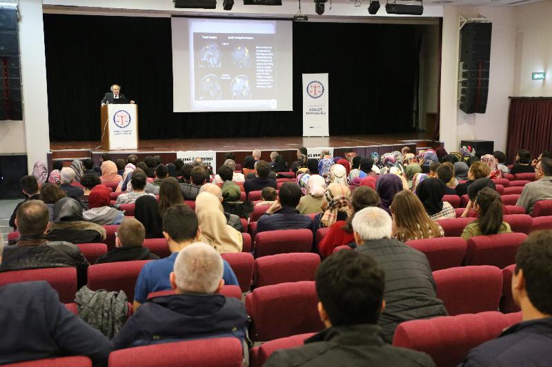 Prof. Dr. Nevzat Tarhan, Uludağ Üniversitesi öğrencileriyle iki konferansta buluştu 4