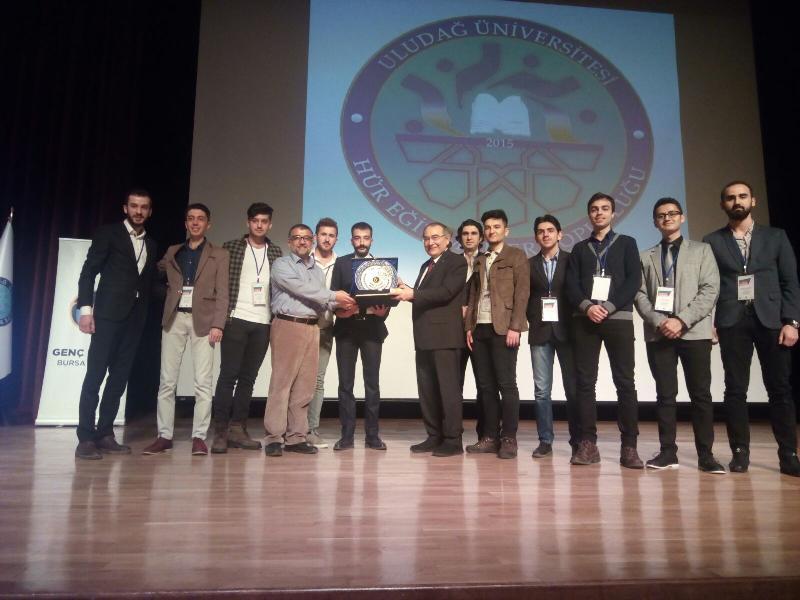 Prof. Dr. Nevzat Tarhan, Uludağ Üniversitesi öğrencileriyle iki konferansta buluştu 3