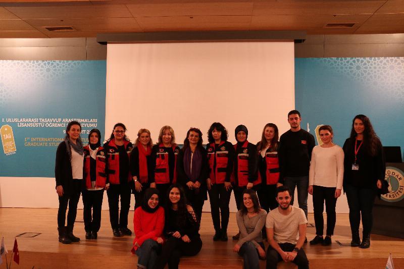 Üsküdar Üniversitesi'nde Afet bilinci ve YOTA Eğitimi verildi 2