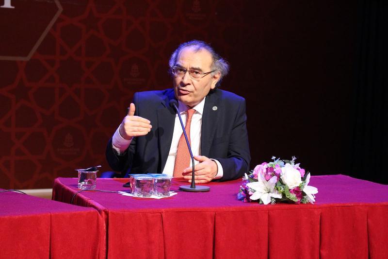 """Prof. Dr. Nevzat Tarhan """"Sponsor Baba Olmayın!"""" 2"""