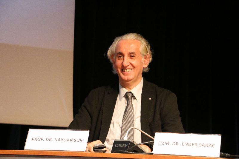 """Prof. Dr. Haydar Sur """"Kapitalizm, gölgesini satamayacağı ağacı keser"""" 4"""