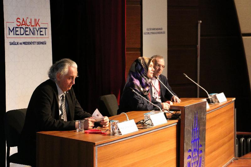 """Prof. Dr. Haydar Sur """"Kapitalizm, gölgesini satamayacağı ağacı keser"""" 2"""