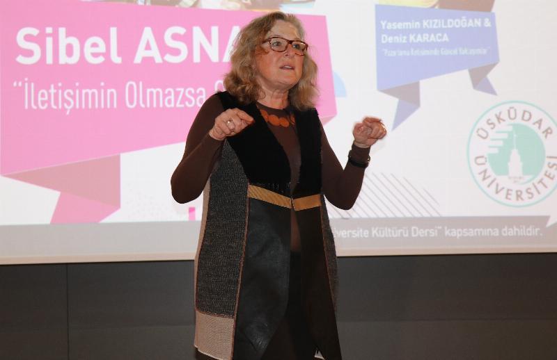 """Sibel Asna: """"Halkla ilişkiler geleceğin mesleğidir"""""""