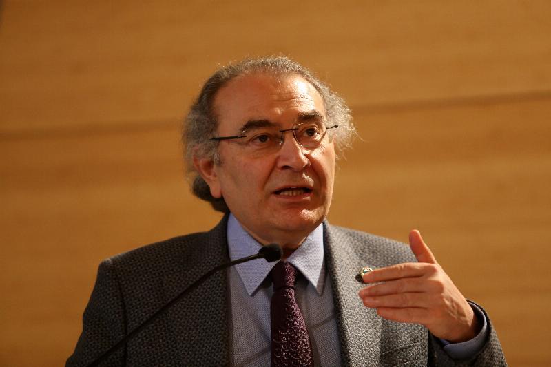 """Prof. Dr. Nevzat Tarhan: """"Bireysel zihin, insanı diğer canlılardan ayırır"""" 2"""