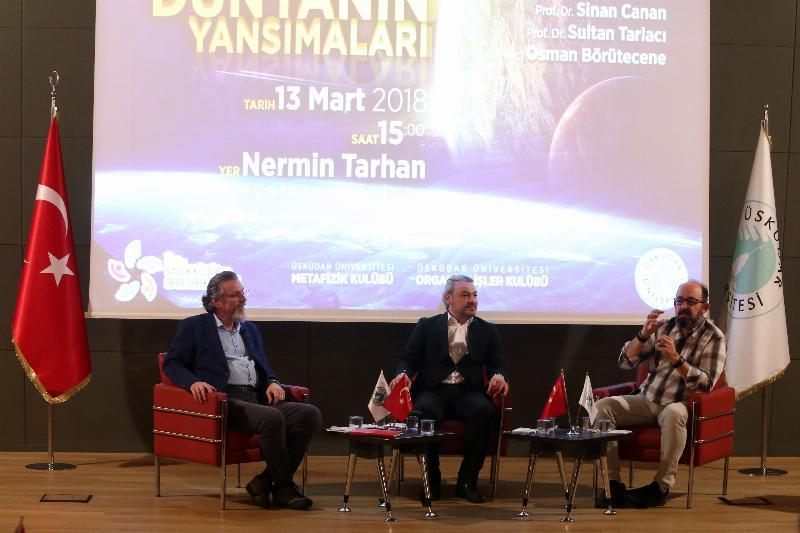 """Prof. Dr. Nevzat Tarhan: """"Bireysel zihin, insanı diğer canlılardan ayırır"""""""