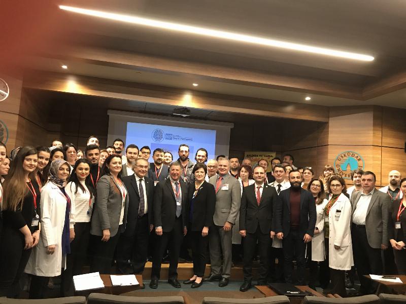 """Uygulama ortağımız NPİSTANBUL Beyin Hastanesi, """"Dünyanın ilk Akredite Beyin Hastanesi"""" oldu"""