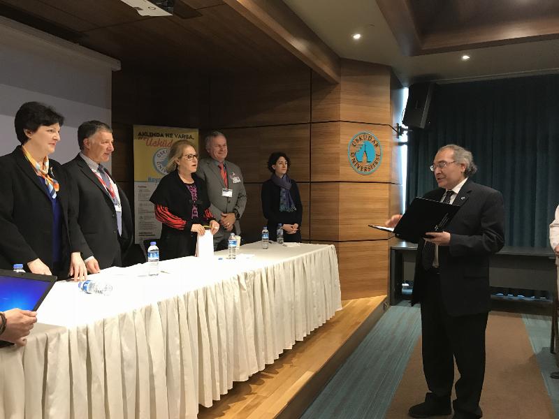 """Uygulama ortağımız NPİSTANBUL Beyin Hastanesi, """"Dünyanın ilk Akredite Beyin Hastanesi"""" oldu 4"""