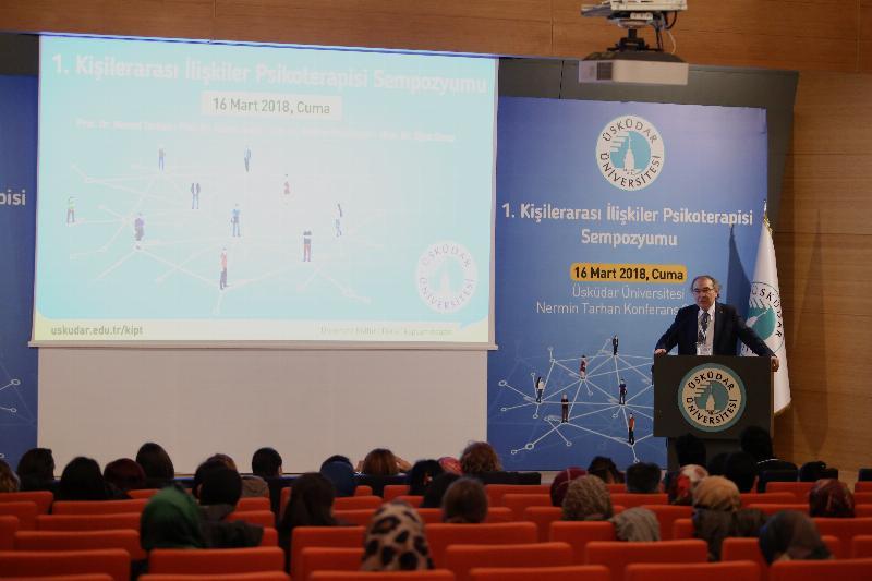 """Prof. Dr. Nevzat Tarhan: """"Kişilerarası İlişkiler Psikoterapisi, kendi kendini geliştiren bir yöntem"""""""
