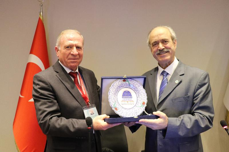 Visit to Üsküdar University from the Union of International Universities 2