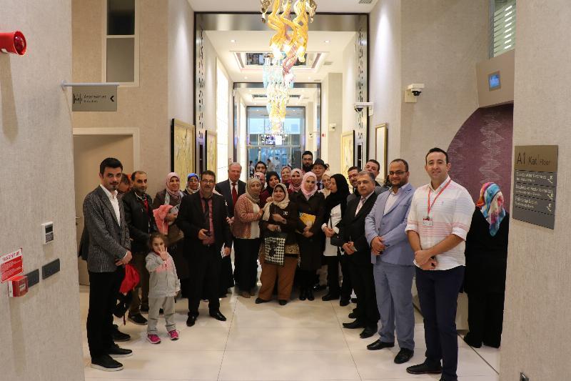 Uluslararası Üniversiteler Birliğinden Üsküdar Üniversitesine ziyaret 4