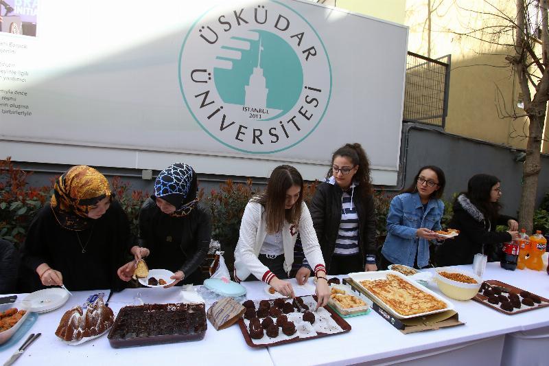"""Üsküdar Üniversitesi'nde """"Bahar Bayramı"""" coşkusu 2"""
