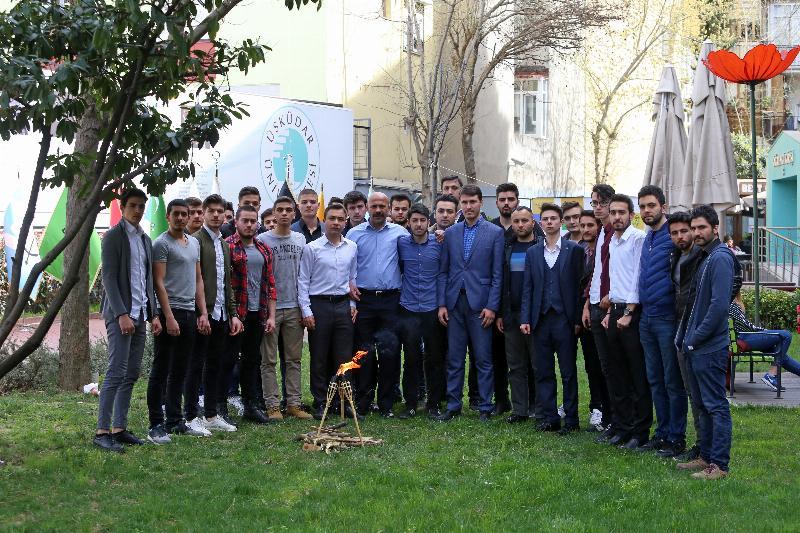 """Üsküdar Üniversitesi'nde """"Bahar Bayramı"""" coşkusu 3"""