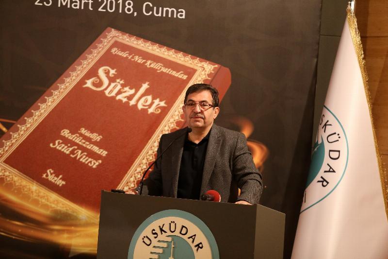 Bediüzzaman Said Nursi, Üsküdar Üniversitesinde anıldı 3