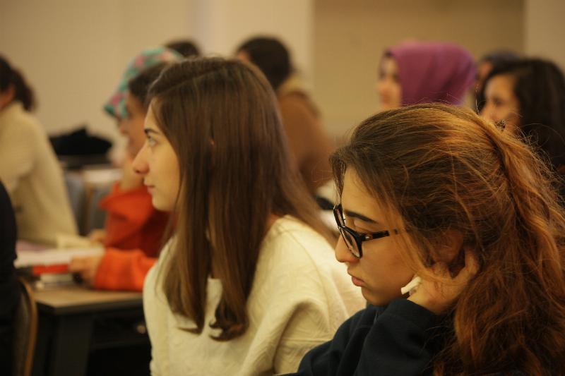 """Üsküdar Üniversitesi, """"Girişimci Genç Beyinlere"""" imkan sunuyor 2"""