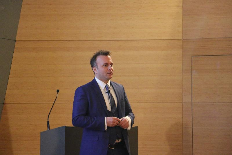 Üsküdar Üniversitesi'nde 'İş Sağlığı ve Güvenliği' semineri gerçekleştirildi 2