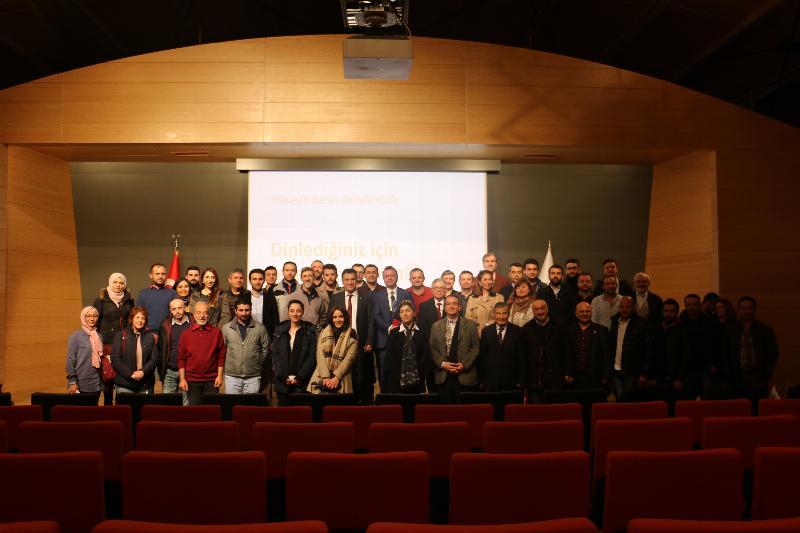 Üsküdar Üniversitesi'nde 'İş Sağlığı ve Güvenliği' semineri gerçekleştirildi 3